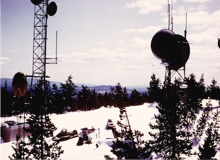 Walker Mountain 1981